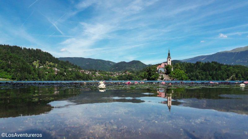 Lago di Bled.