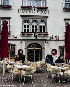 Villach, Hotel Post.
