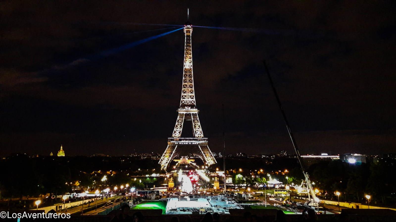 Toure Eiffel - Parigi