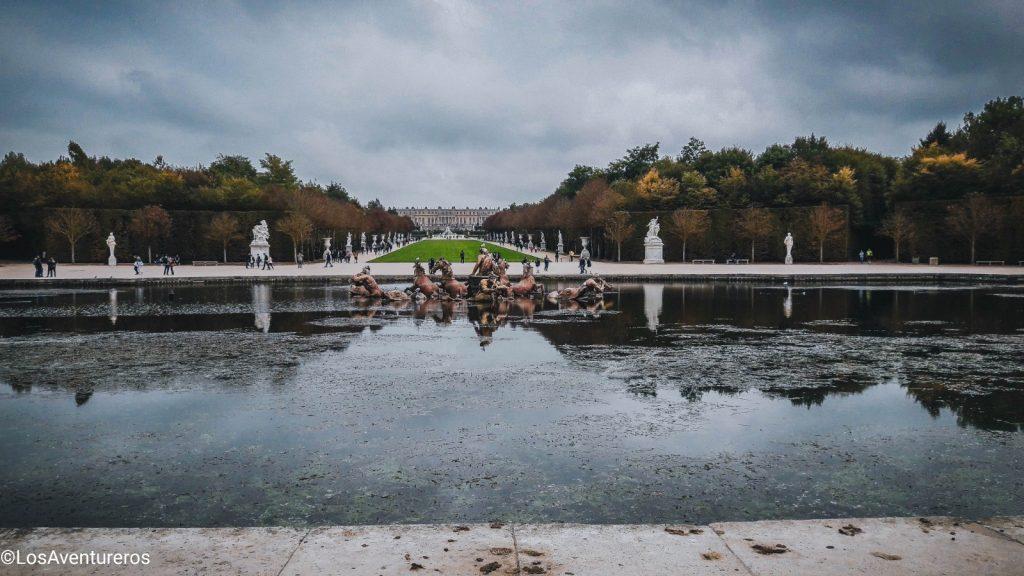 Fontana di Nettuno - Reggia di Versailles
