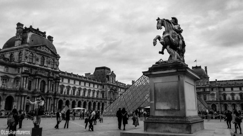 Musei a Parigi - Museo del Louvre