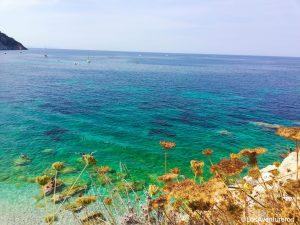 Spiaggia Sansone - Isola d'Elba