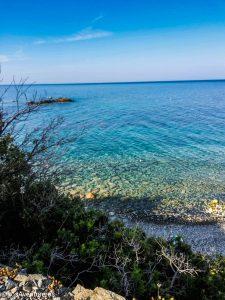 Spiaggia del Relitto - Isola d'Elba