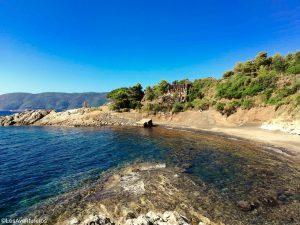 Spiaggia di Terranera - Isola d'Elba