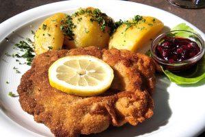 Wiener Schnitzel- cucina austriaca