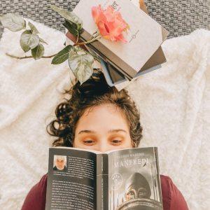 Simona tra i libri